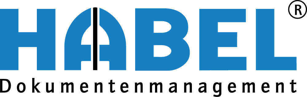 logo habel dokumentenmanagement