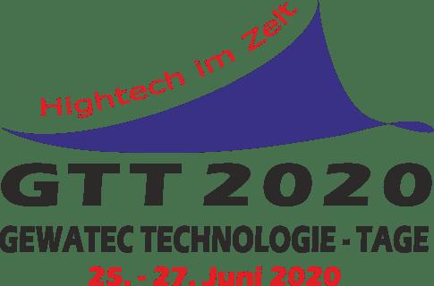 GEWATEC Technologie Tage 2020 Logo