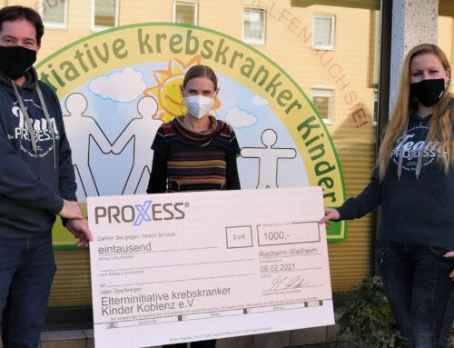 Spenden und Sponsoring statt Weihnachtsfeier